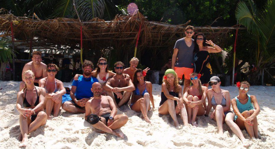 equipaggio-spiaggia-seychelles