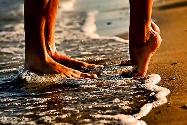piedi-spiaggia